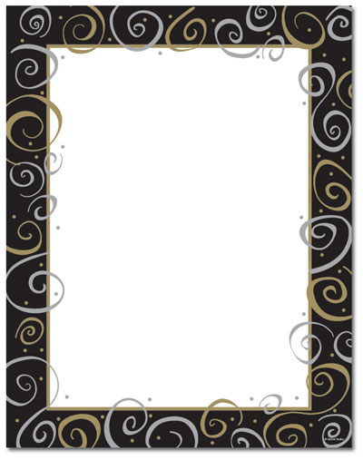 gold and silver borders related keywords   suggestions gold and clipart best clipart best new years eve clip art 2017 new year's eve clipart images