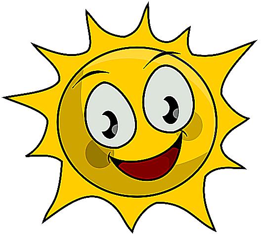 free sun clip art to brighten your day   clipart best