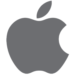 apple logo icon – Free Icons Download