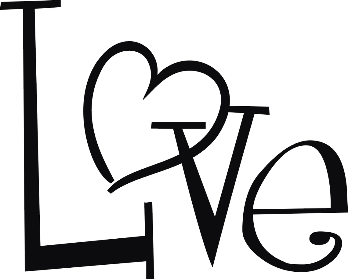 Line Art Of Heart : Heart line drawings clipart best
