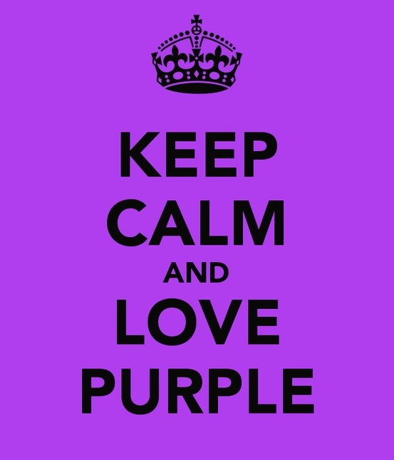 Purple Keep Calm Crown - ClipArt Best