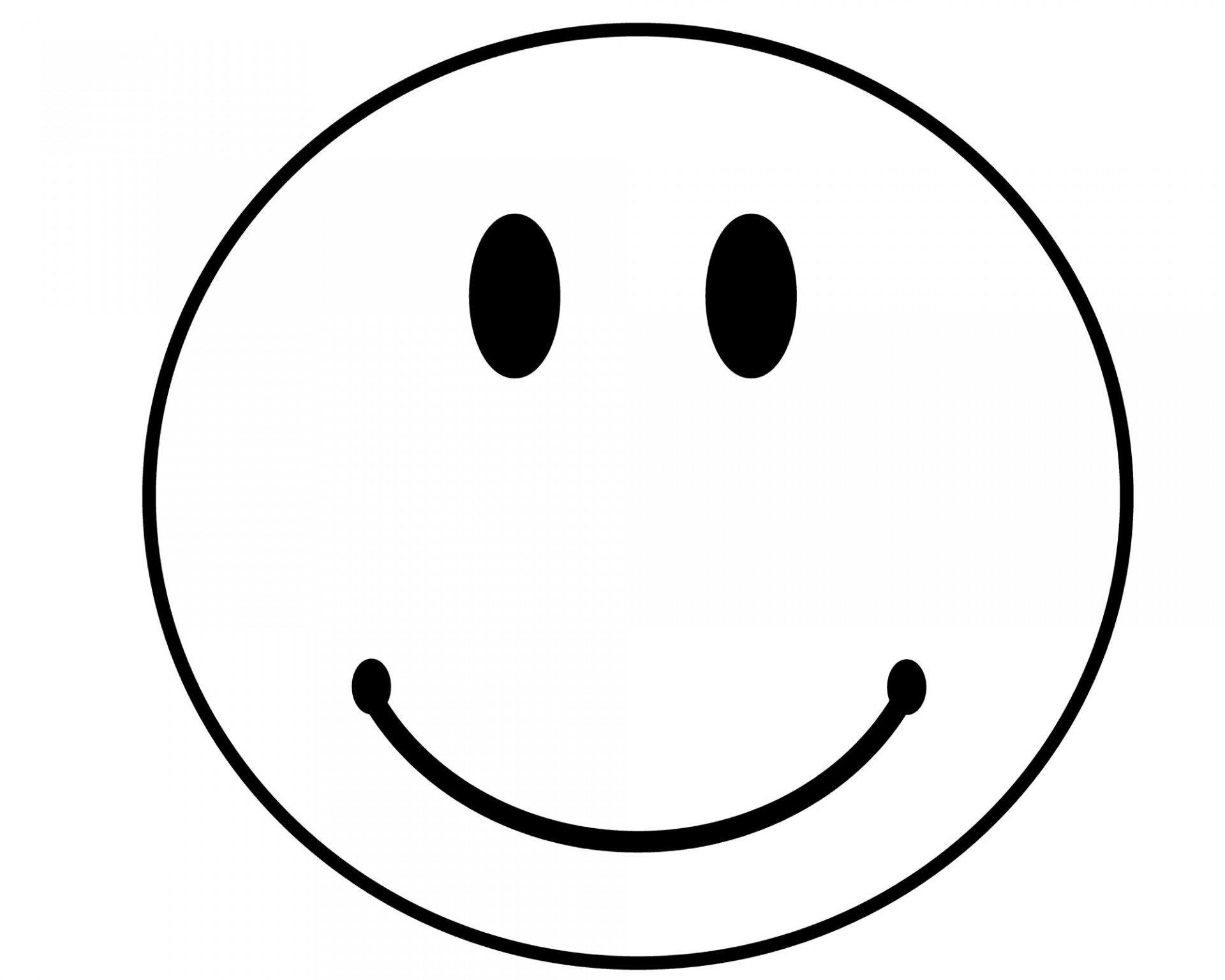 Line Drawing Smiley Face : Smiley face clip art clipart best