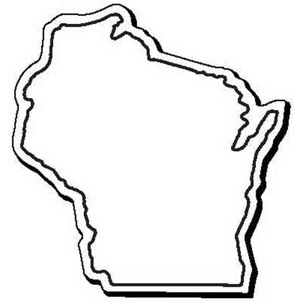 Best Photos of Wisconsin State Logo - Wisconsin State Seal Black ...