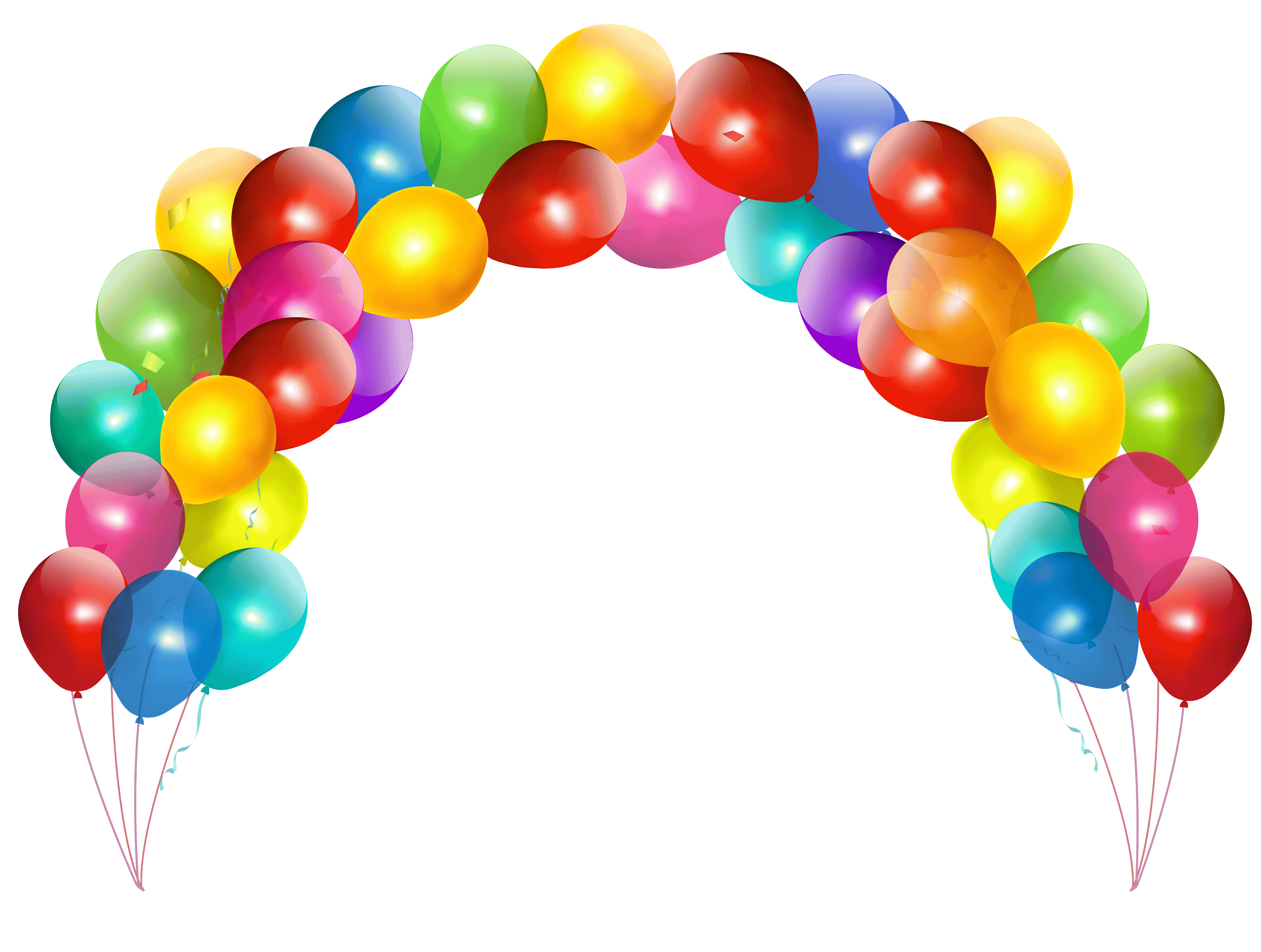 Animated Birthday Balloons Clip Art - ClipArt Best