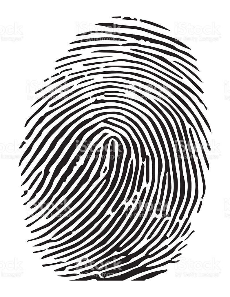Finger Print Clip Art - ClipArt Best