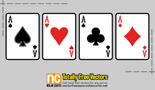 Playing Cards Vector Art - ClipArt Best