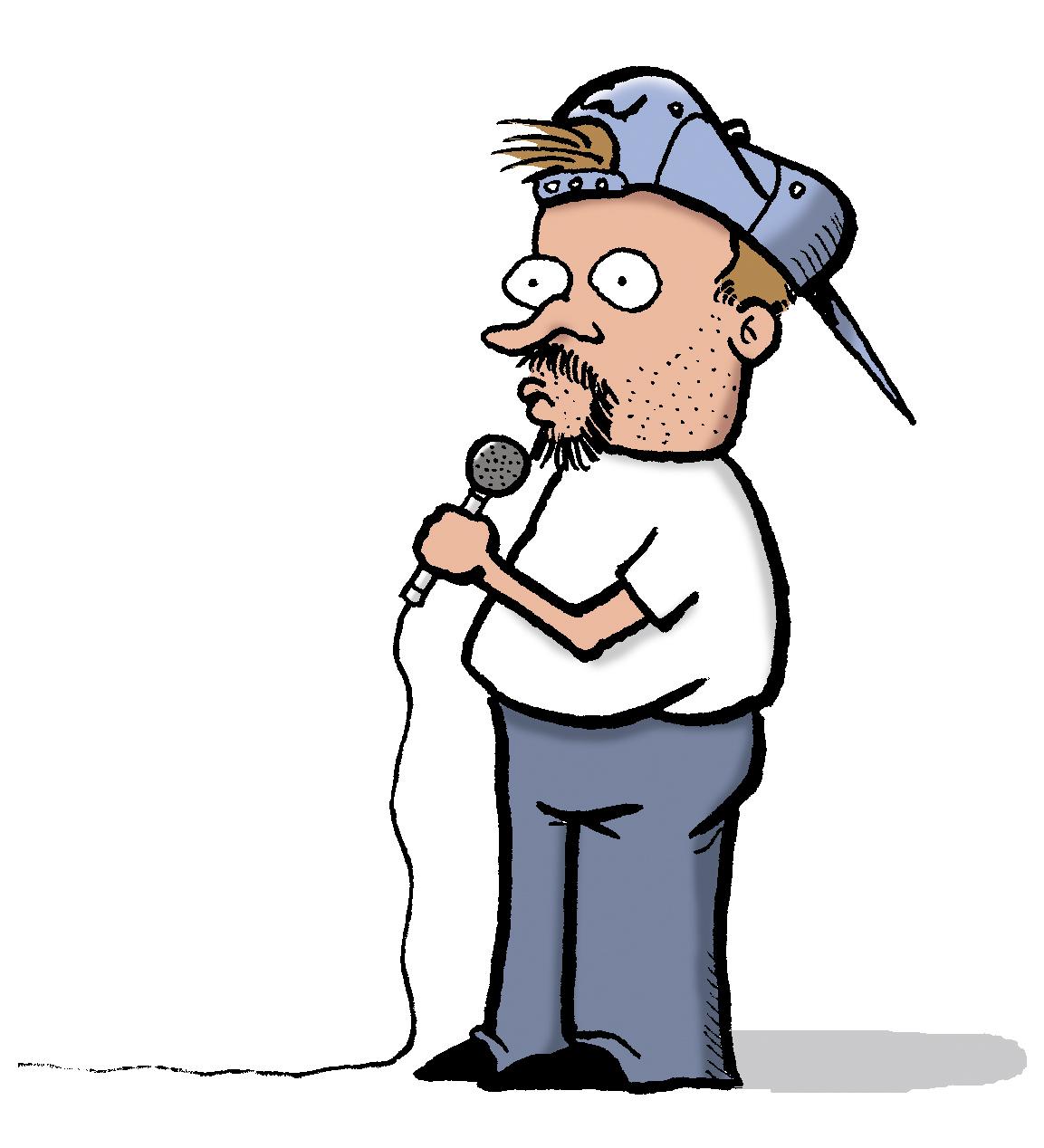 Cartoon Person Speaking Clipart Best Clipart Best Clipart Best