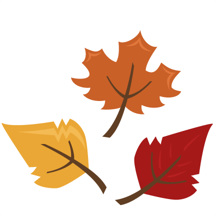 Autumn Leaves Graphics Clipart