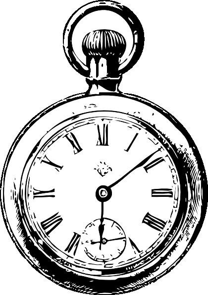 Pocket Watch clip art Free Vector - ClipArt Best - ClipArt ...