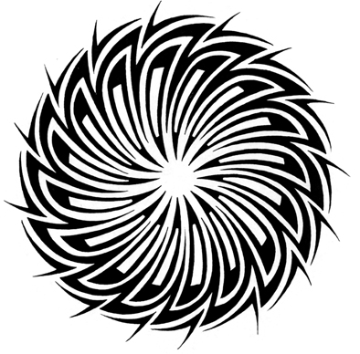 spiral sun tattoo design tattoo clipart best clipart best. Black Bedroom Furniture Sets. Home Design Ideas