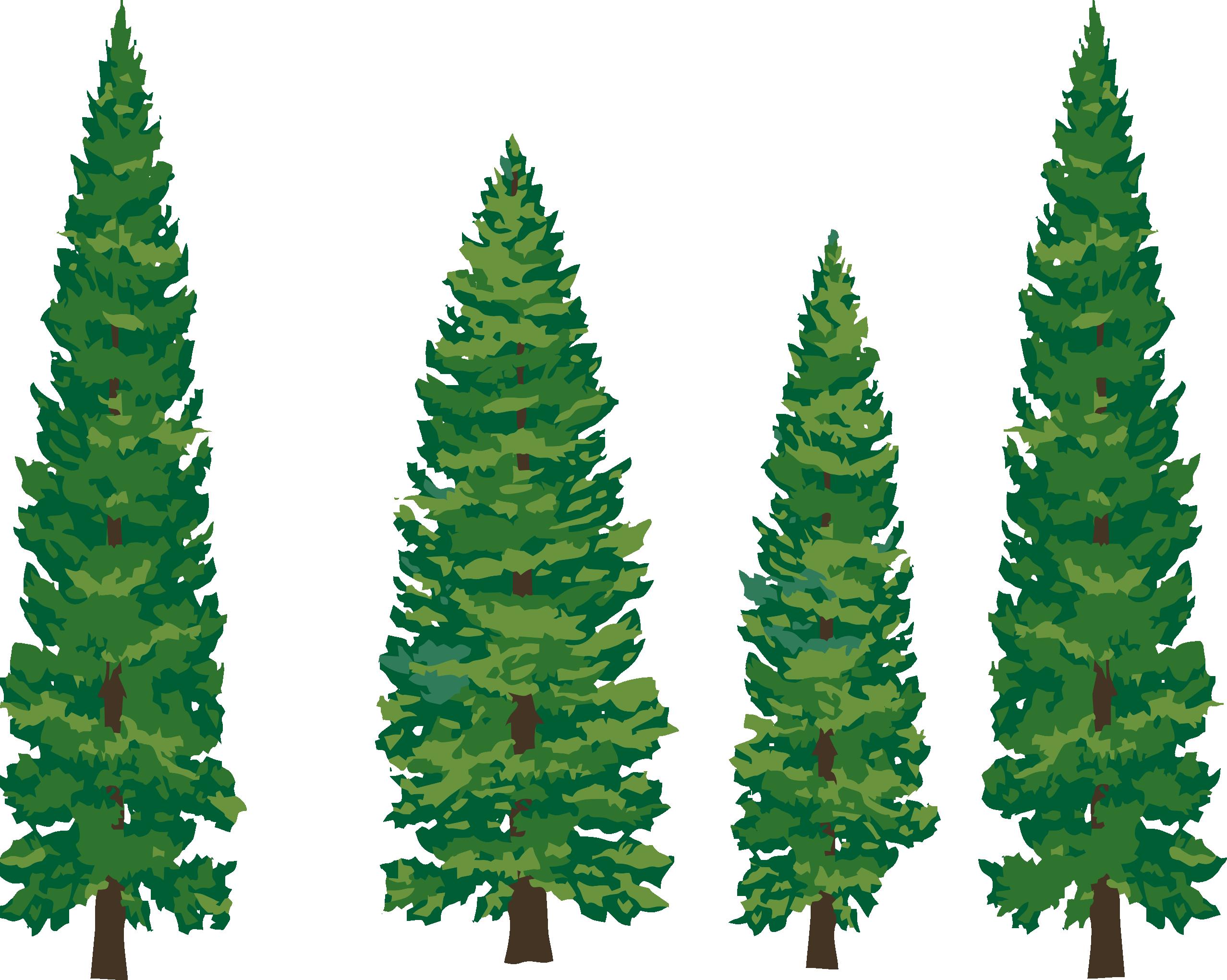 Clip Art: Pine Trees Blog ClipArt Clip Art ...