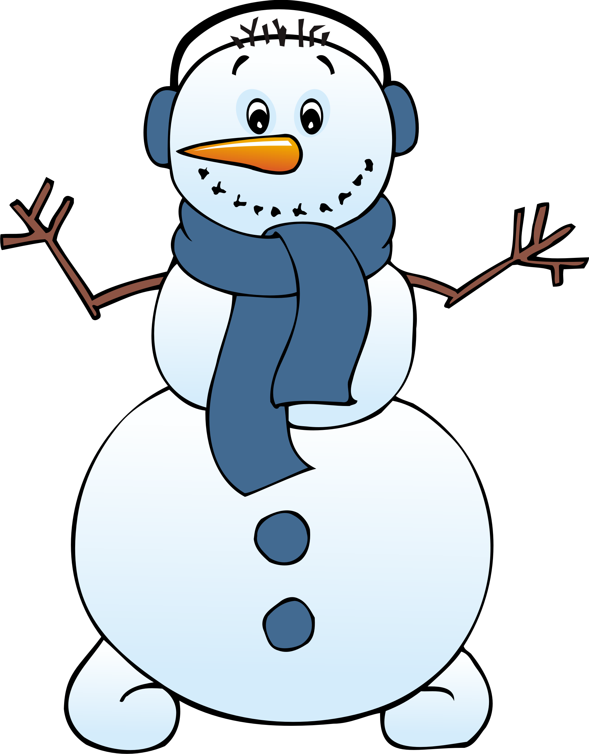 32 free snowman clipart . Free cliparts that you can download to you ...