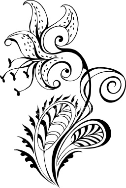 Tiger Lily Tattoo Designs | Tattoomagz.com › Tattoo Designs / Ink ...