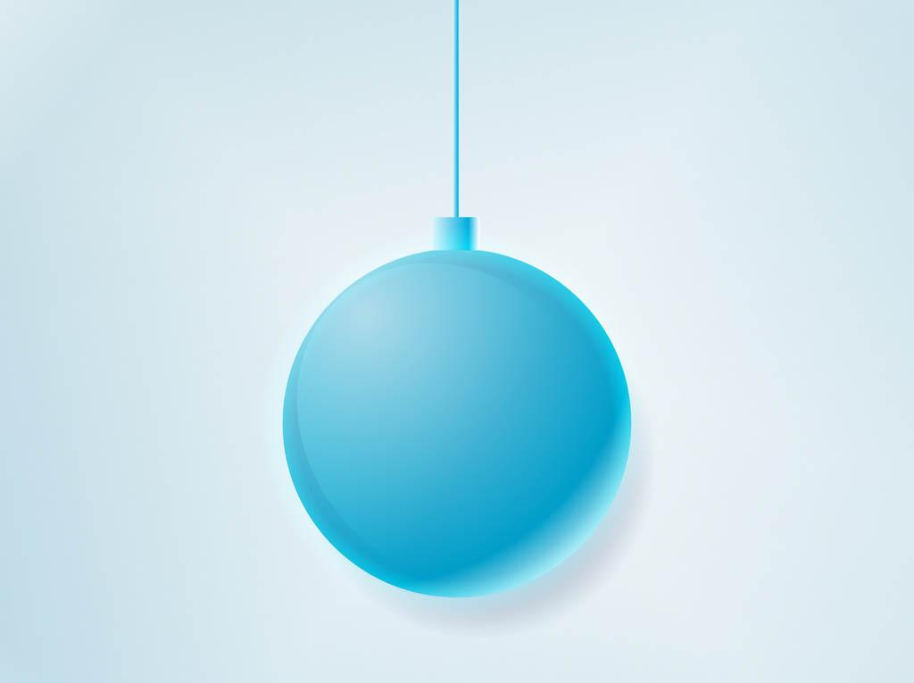 Christmas Ball Ornament Template - ClipArt Best