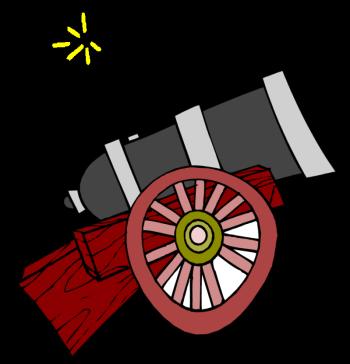 Clip Art Cannon Clipart cannon clip art clipart best art