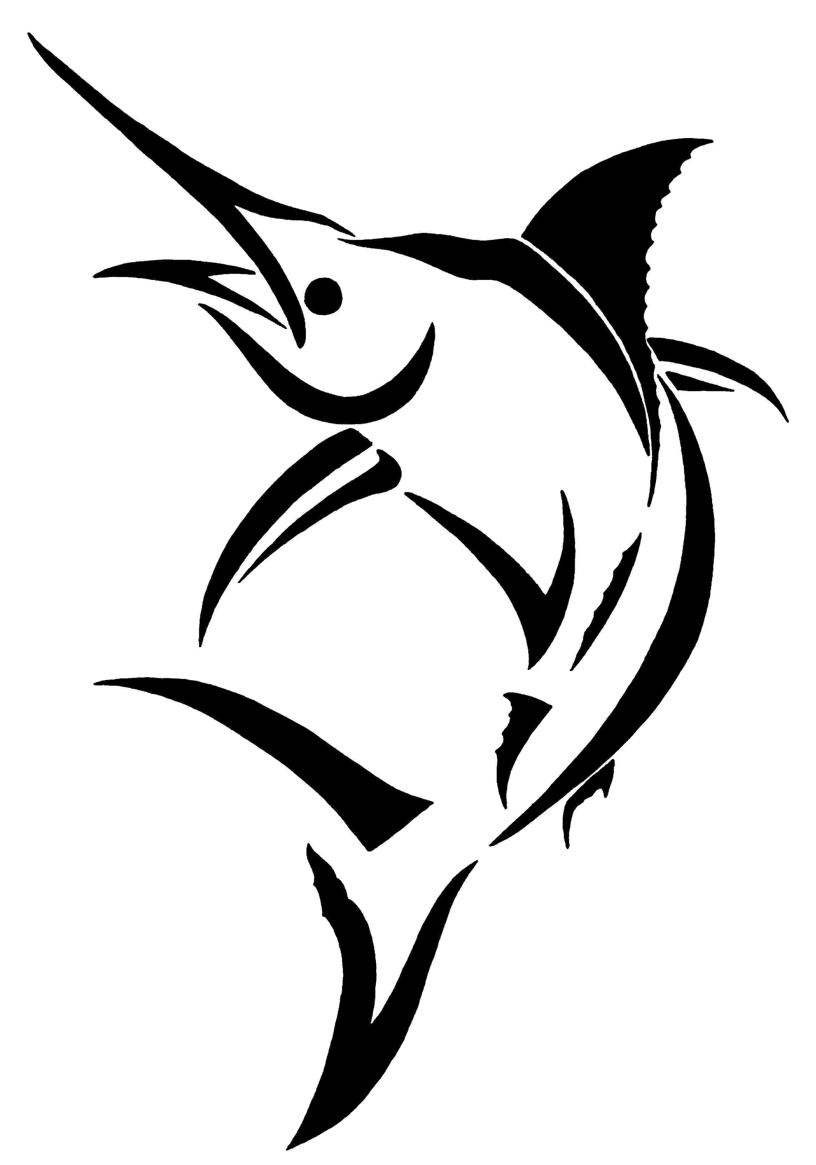 Sailfish Clipart - Tumundografico