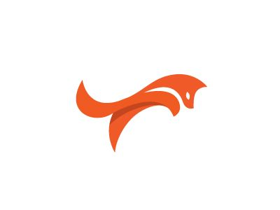 Logo design, Fox logo and Minimal logo