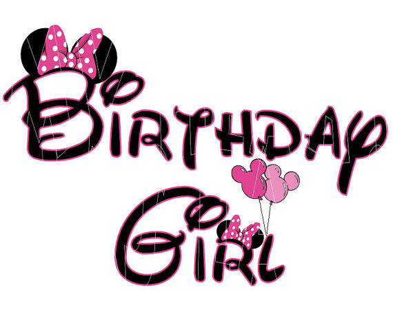 Minnie Mouse First Birthday Clip Art - ClipArt Best