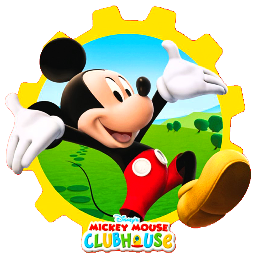 Mickey Mouse Clubhouse Clipart Free Mickey Clubhouse