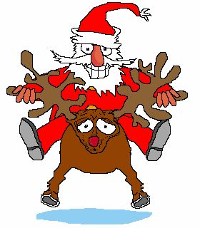 Running, Cartoon and Merry christmas