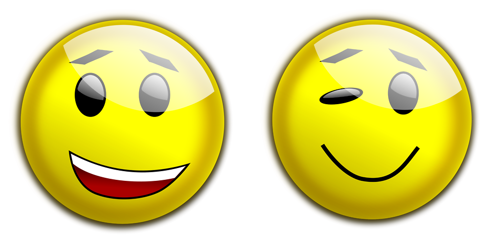 Smiley | Free Stock Photo | Illustration of yellow smiley faces ...
