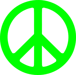 Clip Art Peace Sign Clipart peace sign clip art clipart best signs tumundografico