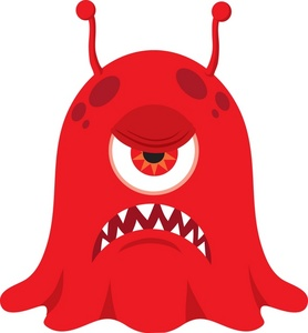 Monster Clipart Image - Monster - ClipArt Best - ClipArt Best