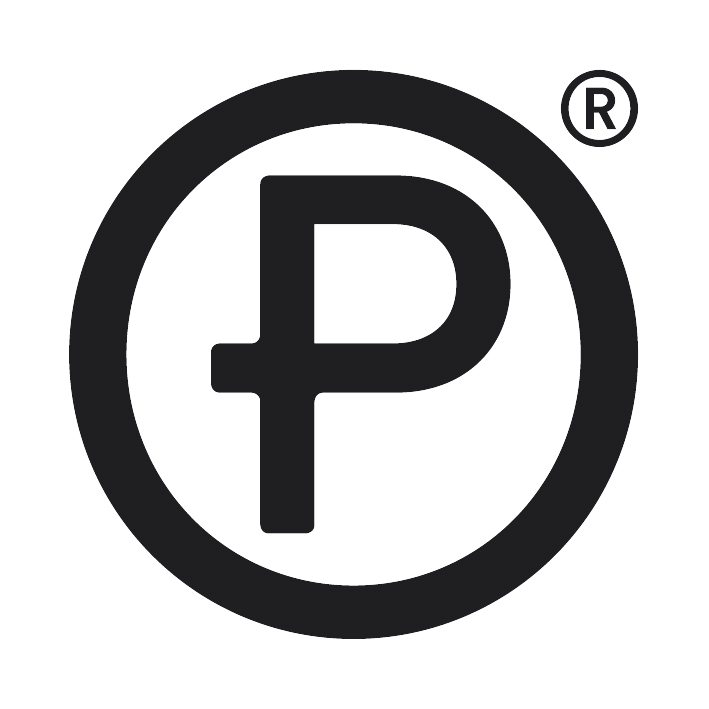 Dennissimo: Capital P Logo