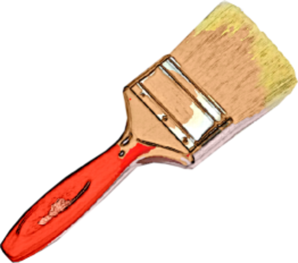 Cartoon Paintbrushes - ClipArt Best