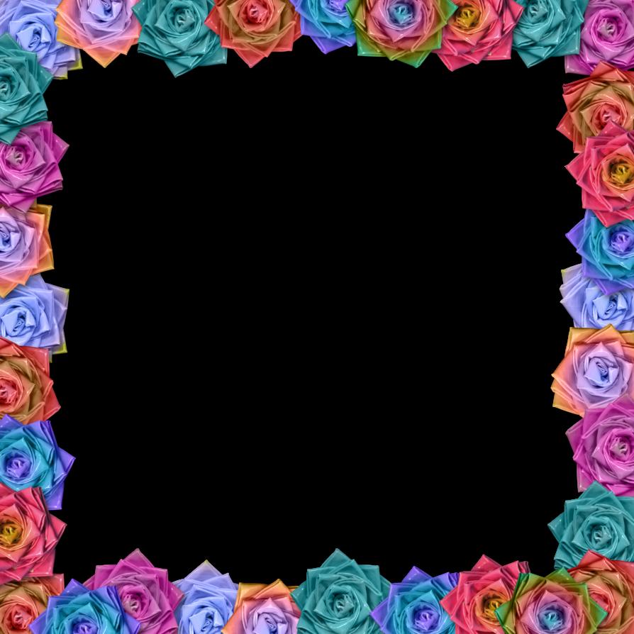 Border Flowers Png - ClipArt Best