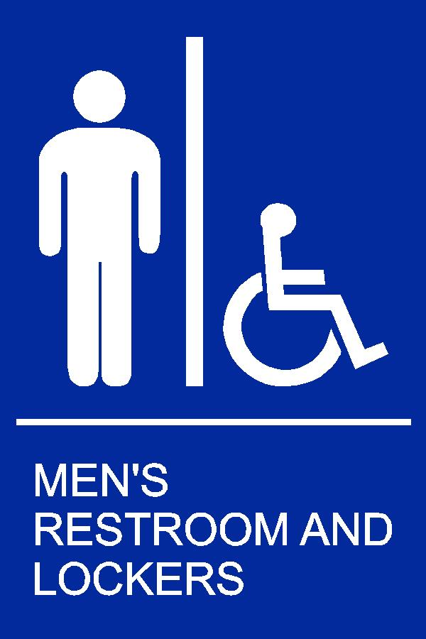 Mens Room Signs - ClipArt Best