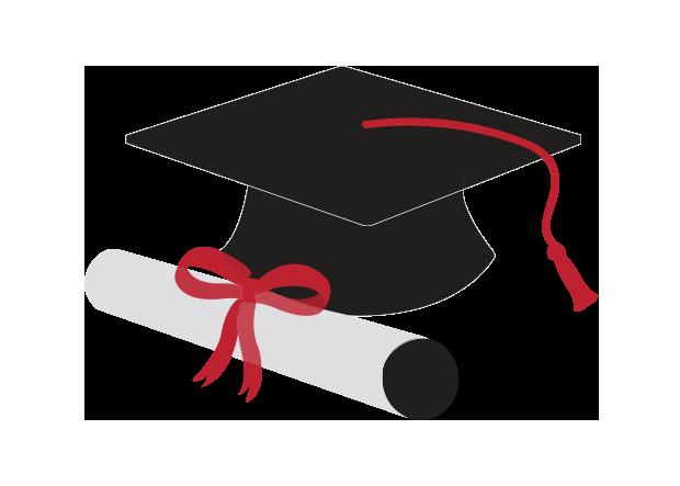 graduation hat clipart free - photo #50