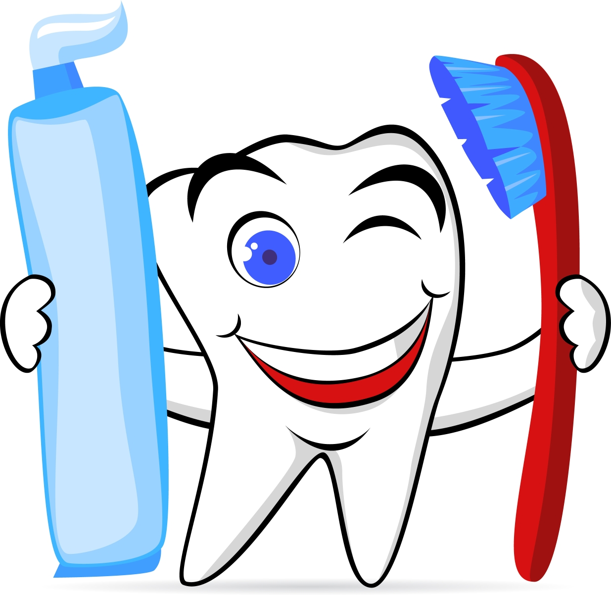 clipart picture of a tooth - photo #36