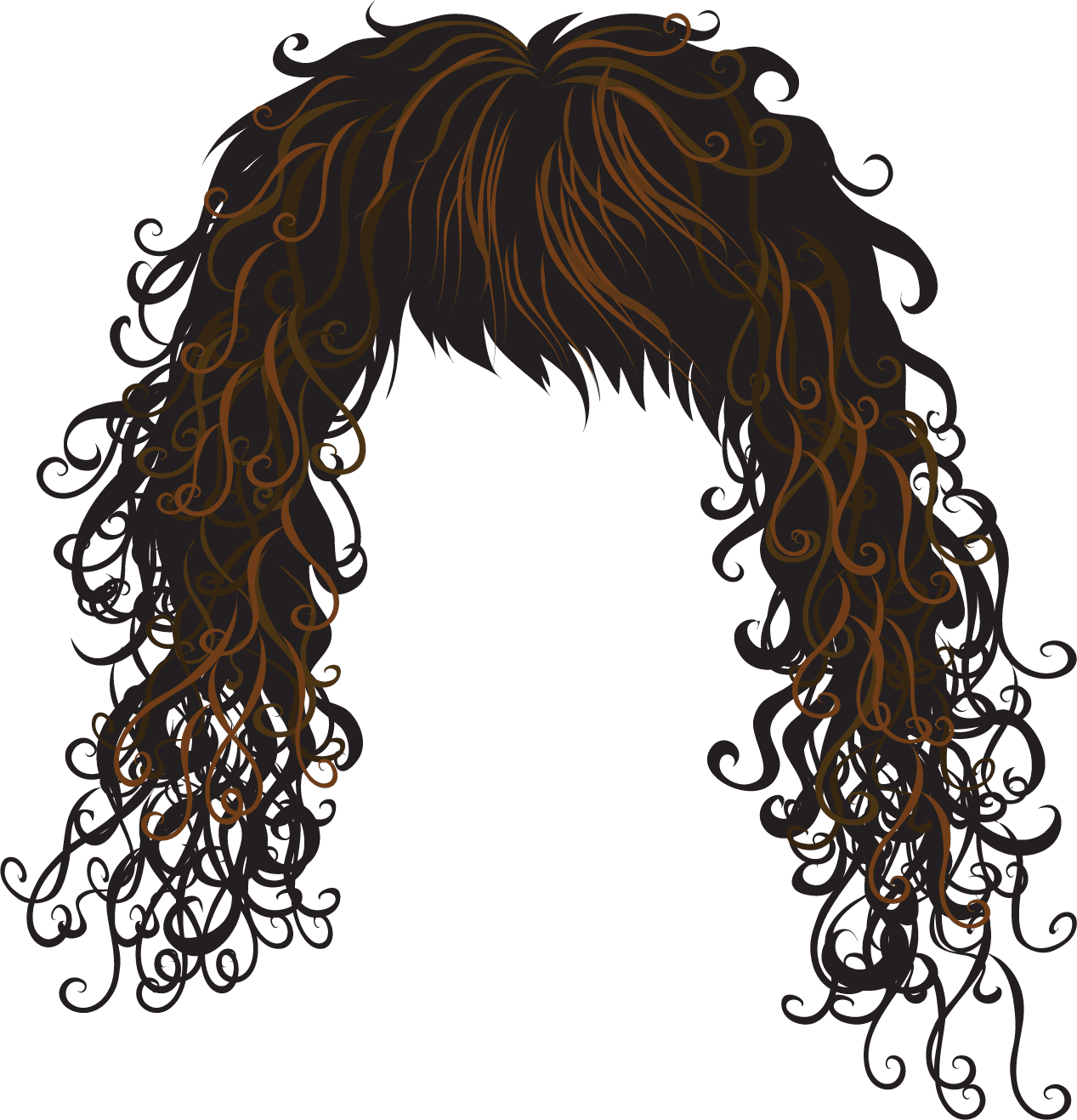 free clipart hairstyles - photo #36