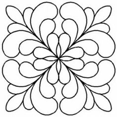 motion 4 templates free download - quilting free motion designs quilting stencil and qui