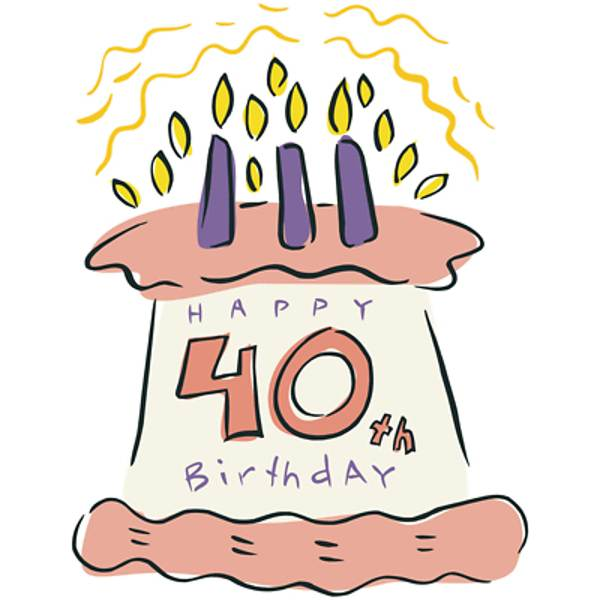 1000+ images about 40th birthday sayings | Cougar ...