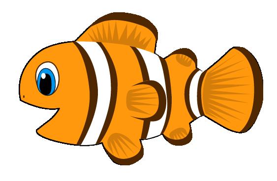 Fish Cartoon Vector - ClipArt Best