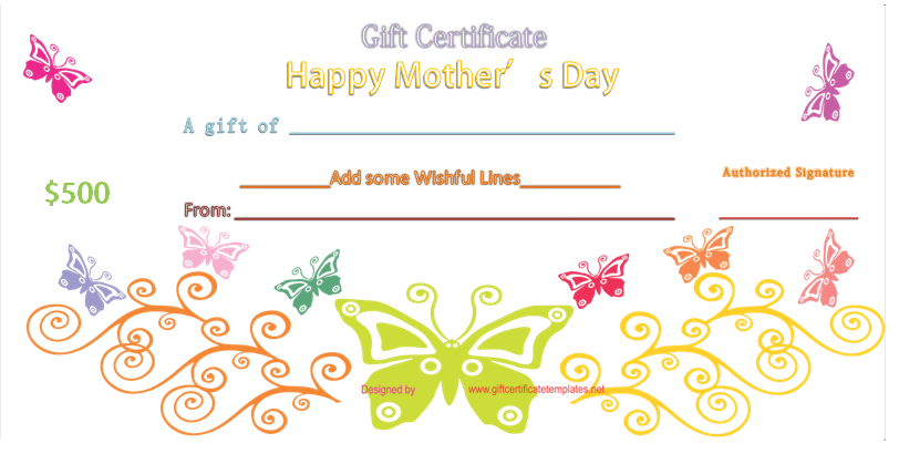 Happy Mother Day Card Template   Day Images For - ClipArt Best ...