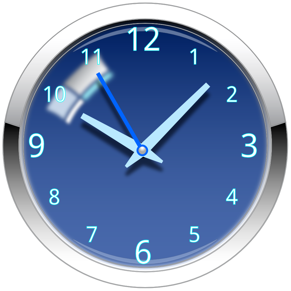 Clock Background Png Clipart Best