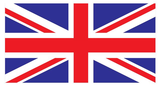 Printable Union Jack Flag