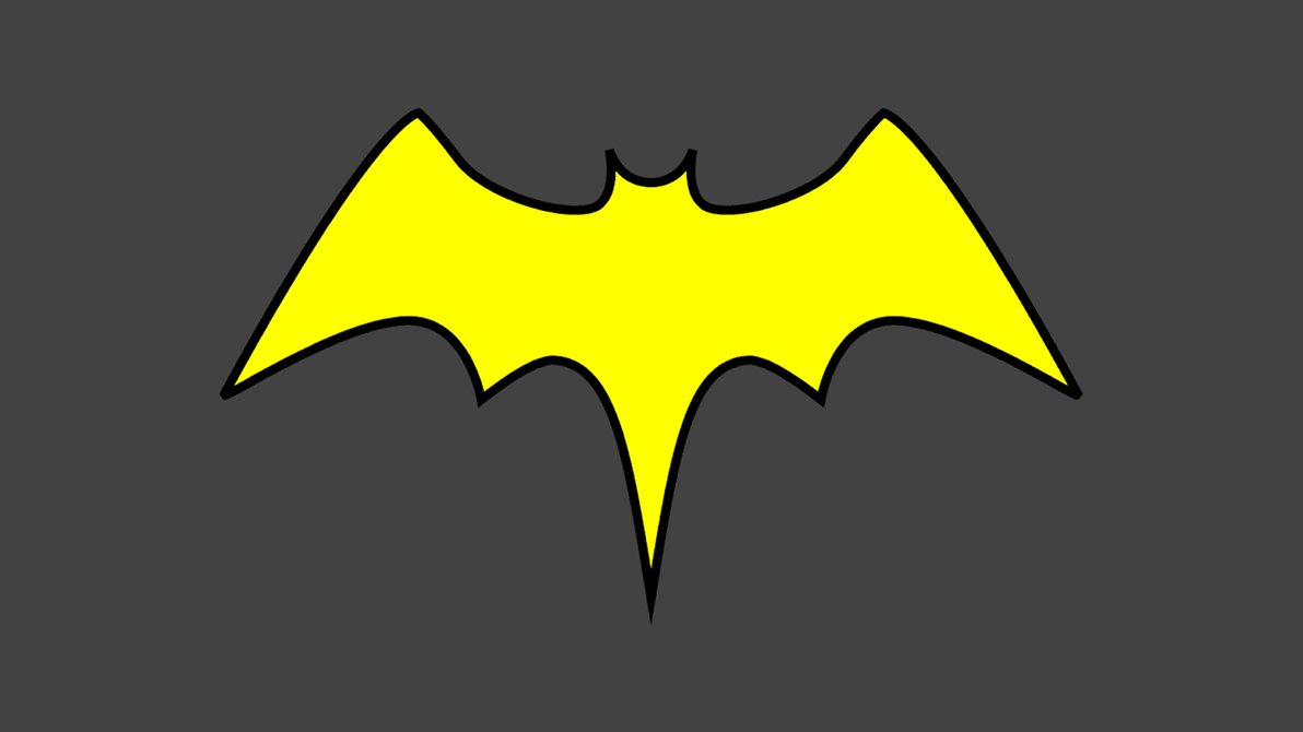 Best Photos of Batgirl Symbol Template - Symbol Batgirl Logo ...