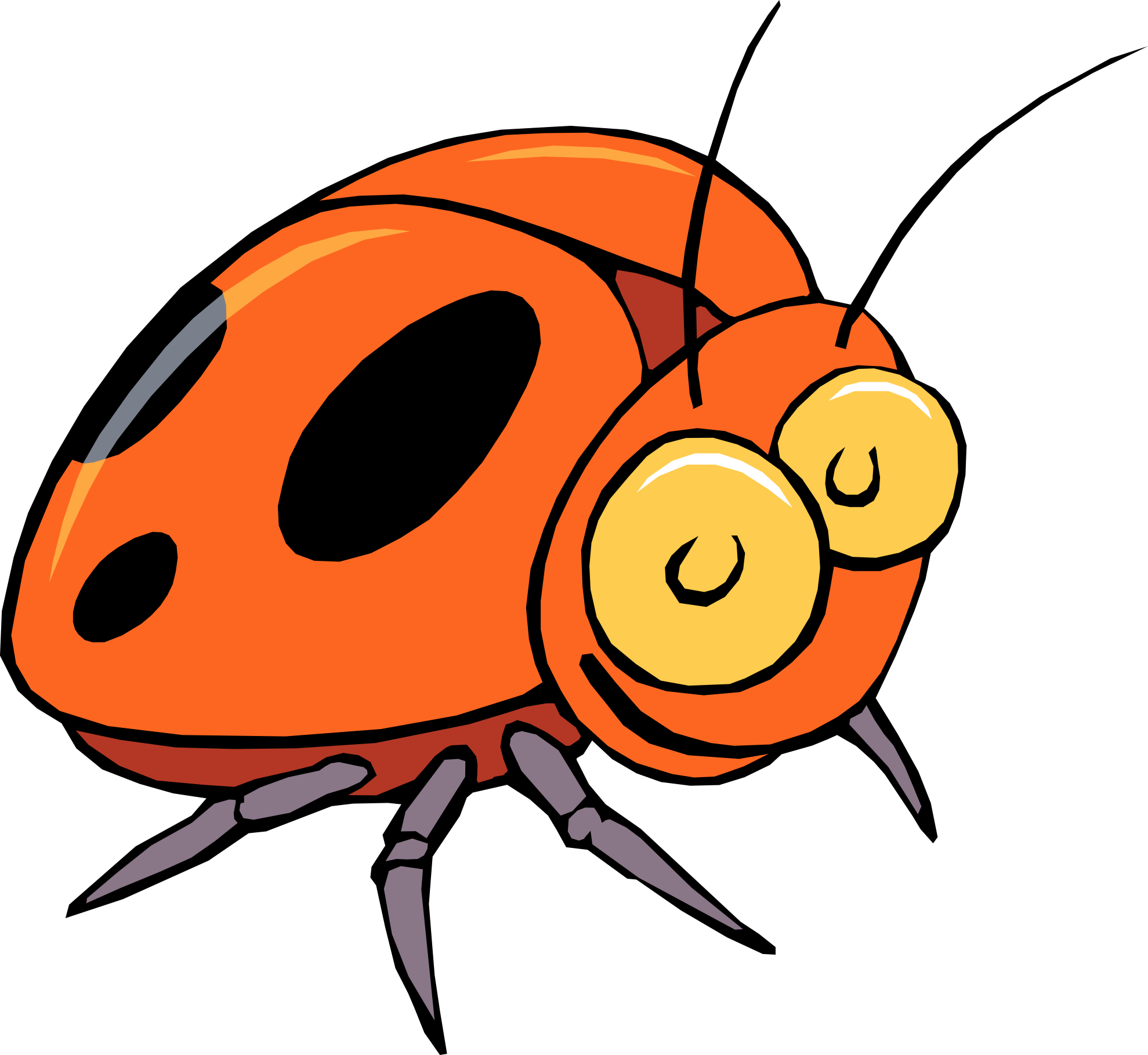 Clip Art Insect Free Printable Insect ...