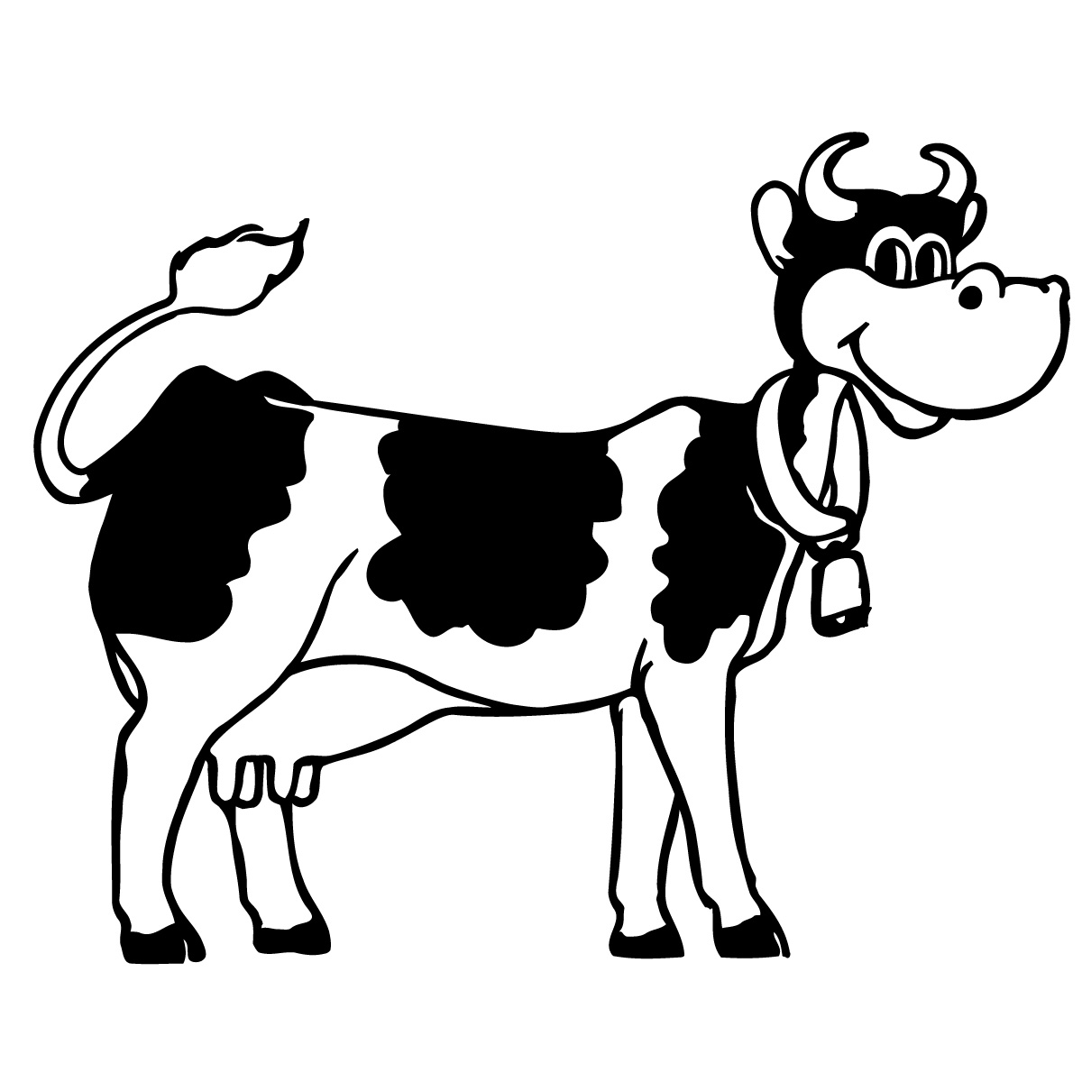 black and white cow pictures . Free cliparts that you can download ...