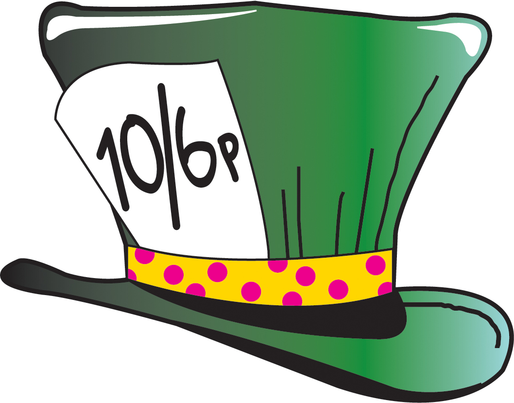 Mad Hatter Day - ClipArt Best - ClipArt Best