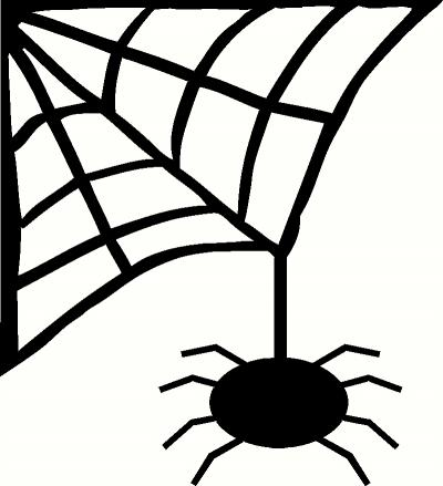 Corner Spider Web - ClipArt Best
