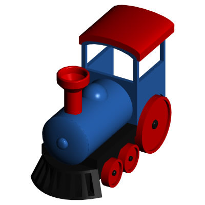 Toy Train Pictures - ClipArt Best