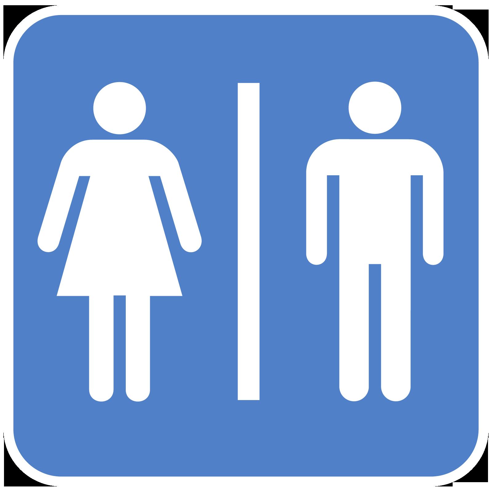 Restroom Symbols Vector Vector Restroom Signs