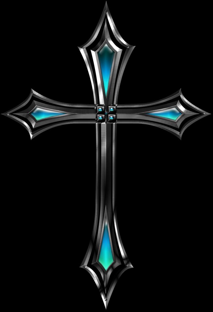 Cross Tattoo Transparent: Cross Clipart No Background