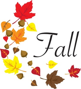 Fall images clip art free