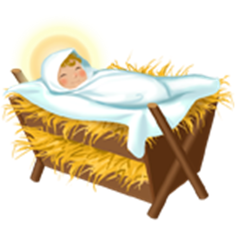 21 pictures of baby jesus in the manger . Free cliparts that you can ...